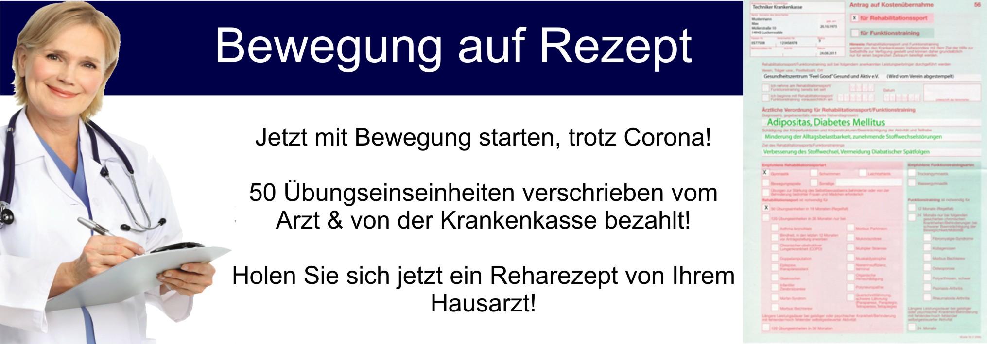 Rehasport, Luckenwalde, Jüterbog, Reha, Sport, Bewegung